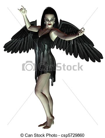 Dark Angel clipart Dark graphics pictures Angel