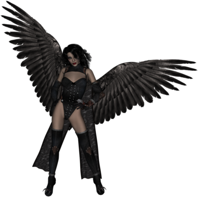 Dark Angel clipart PNG Download Dark Dark and