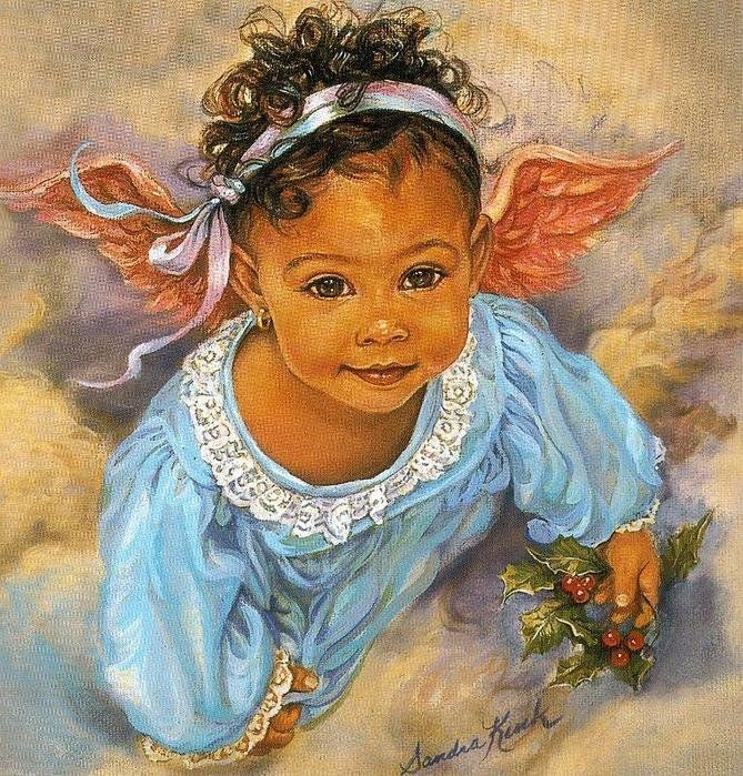 Dark Angel clipart african american Pin more 800 and Pinterest