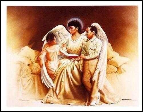 Dark Angel clipart african american Christian Clip prints Women best