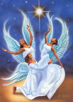 Dark Angel clipart african american African Magnet American American Angels