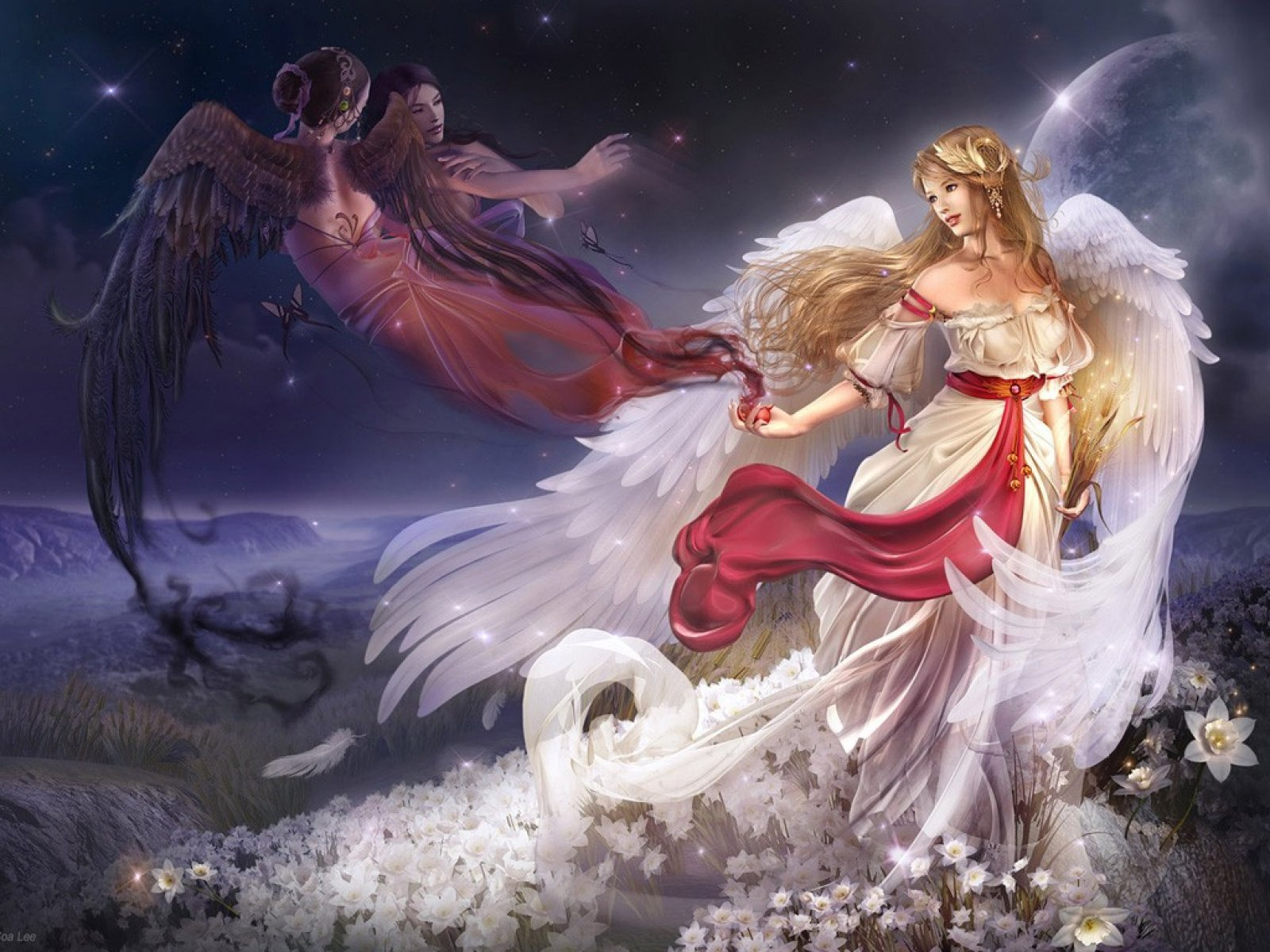 Dark Angel clipart angels god Result and Angels for on