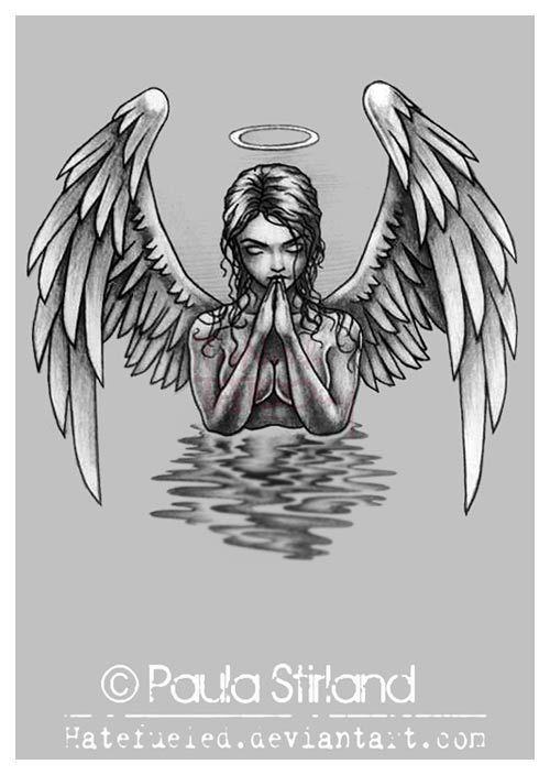 Dark Angel clipart angels god Body dark angel art design