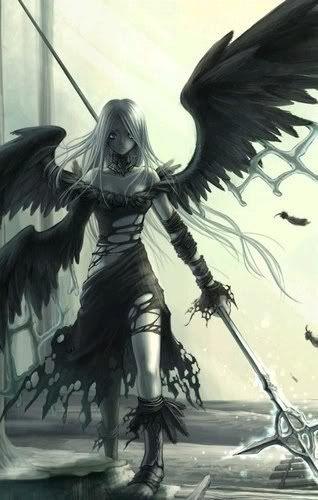Dark Angel clipart boy angel On Boy Manga Female