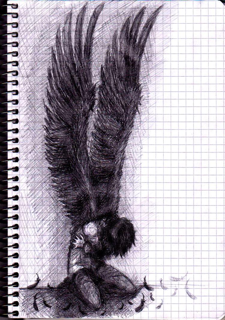 Drawn angel sketched Freischutz Of Gil Freischutz by