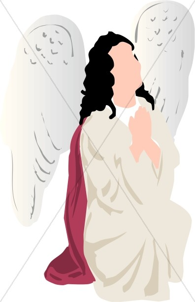 Angel clipart dark hair Clipart Images Angel Page Graphics