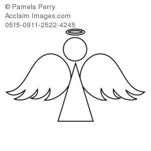 Wings clipart guardian angel Pinterest angel white Guardian 25+