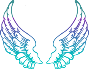 Wings clipart guardian angel Clip vector Wings  Art