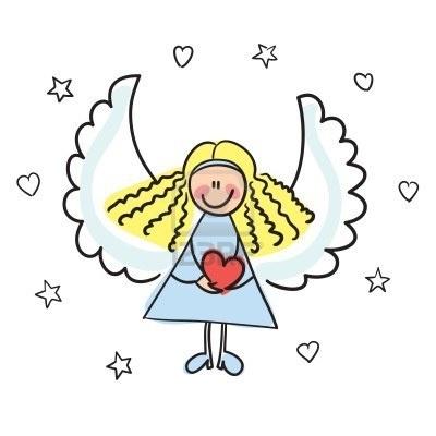 Dark Angel clipart guardian angel Illustration Illustrations 25+ Guardian Angel