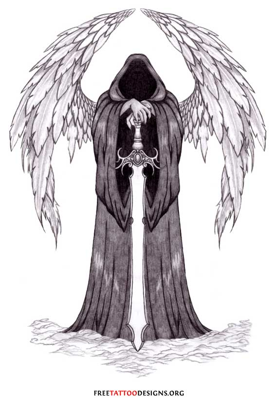 Dark Angel clipart guardian angel And St  Angel Michael