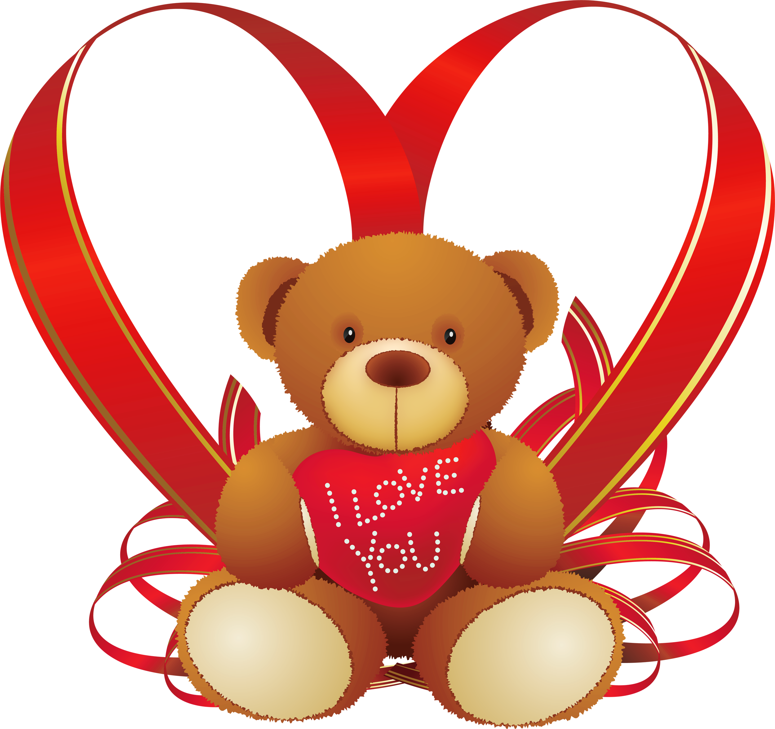 Hearts clipart bear Image clipart Bear Download PNG