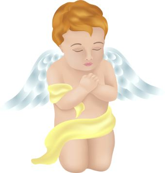 Dark Angel clipart two Angel art Kneeling clip clip