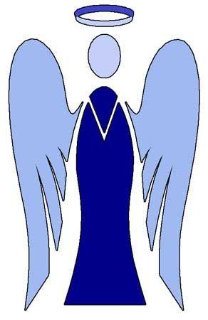 Dark Angel clipart two #3