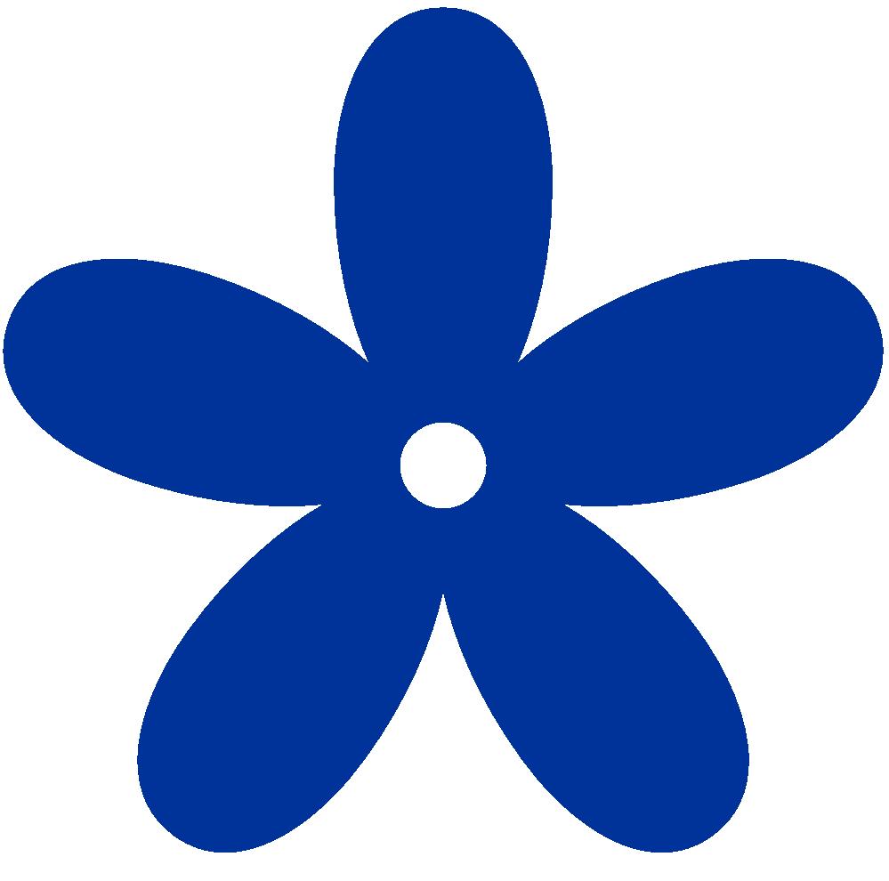 Light Blue clipart blue color Clipart Flowers Blue Cliparts Clipart