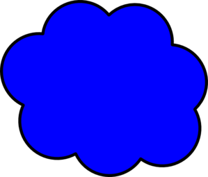 Dark Blue clipart Clker com online Clip Art