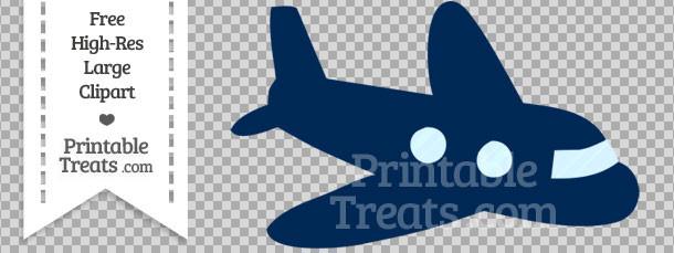 Dark Blue clipart airplane Navy — Blue Airplane Clipart