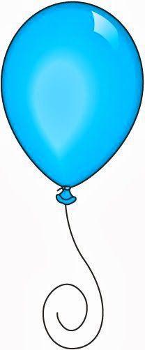 Balloon clipart oval CLIP Happy balloons birthday 3