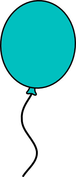 Dark Blue clipart balloon Balloon image vector  Download