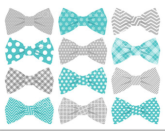 Dark Blue clipart bow tie Only Bow Clipart Blue bowtie