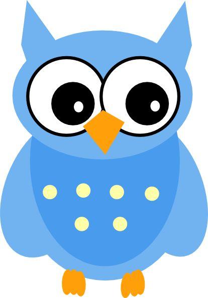 Simple clipart owl Cartoon royalty images clip little