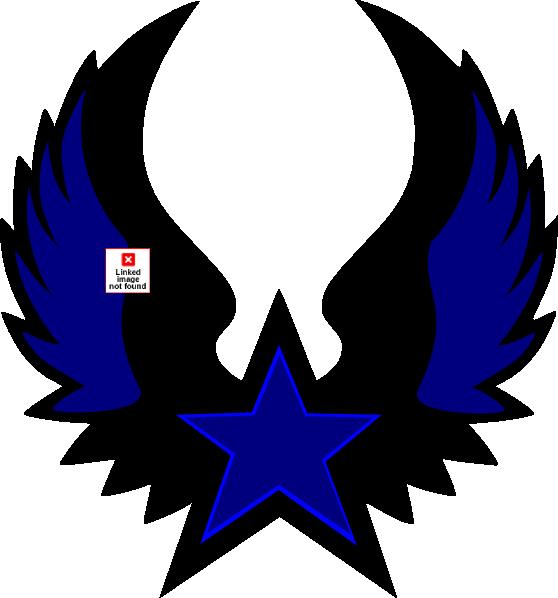 Dark Blue clipart star Clip  this Clker Navy