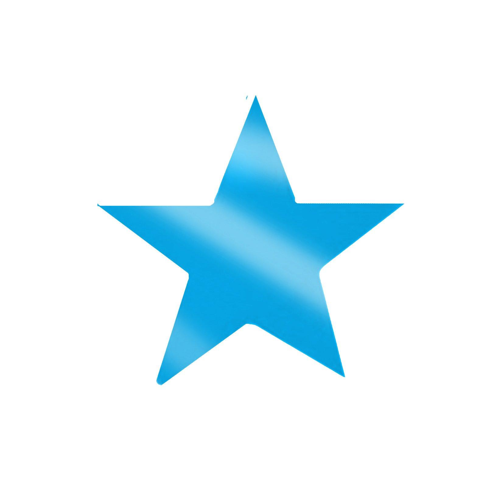 Dark Blue clipart star Free star on Free Blue