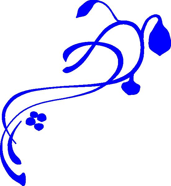 Dark Blue clipart swirl Vector Blue SVG Download Downloads