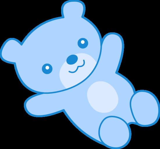 Light Blue clipart teddy bear Art ClipartBarn Blue 5 Clipart
