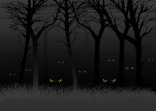 Dark Wood clipart woodland tree Free collection Panda the Darkness