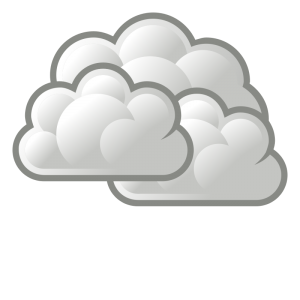 Clouds clipart cloudy weather Art Weather Clip Download Cloudy