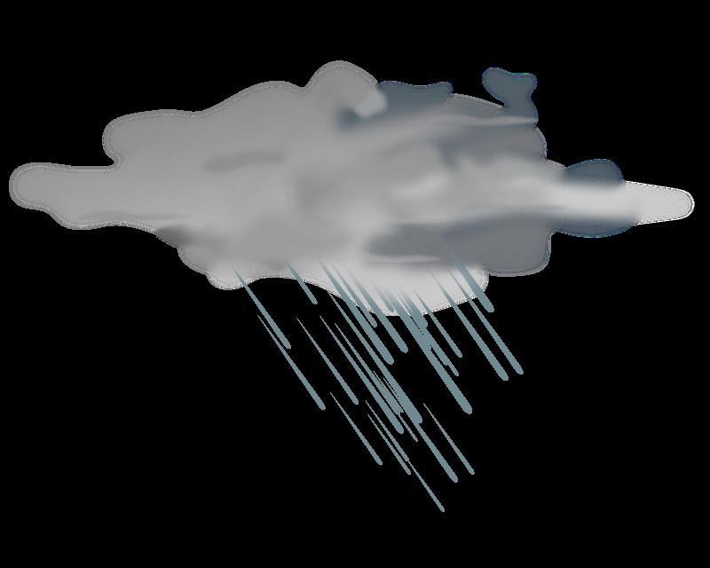 Clouds clipart dark cloud Art Clouds Clip Rain Dark