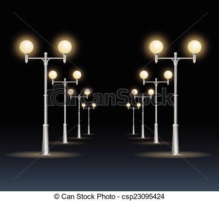 Sky csp23095424 lanterns Street background