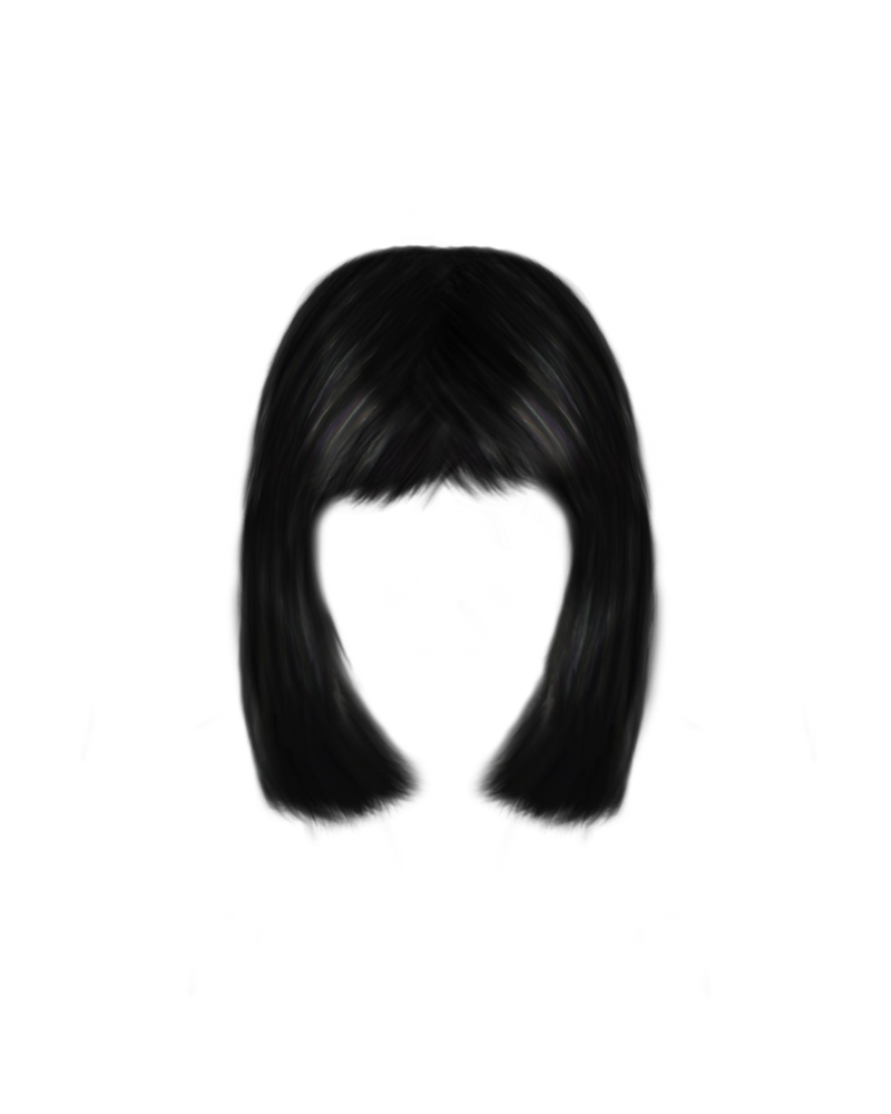 Dark Hair clipart just hair Free Get info wig etgm