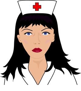 Medical clipart nurse #15