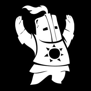Dark Souls clipart black and white #5