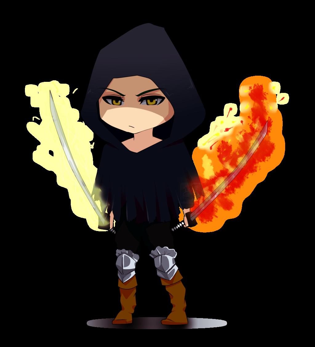Dark Souls clipart chibi  Doruporu Dark Dark on