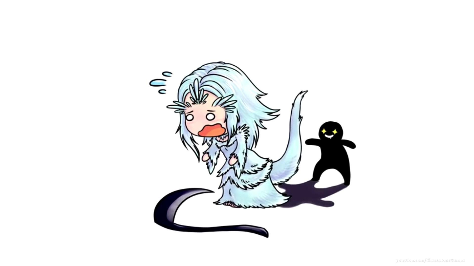 Dark Souls clipart chibi Dark Priscilla Crossbreed Priscilla
