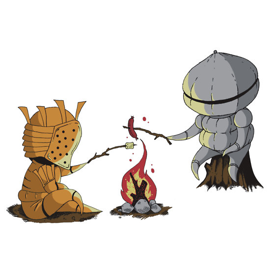 Dark Souls clipart dark souls bonfire Dark Dark Buddies Souls Bonfire