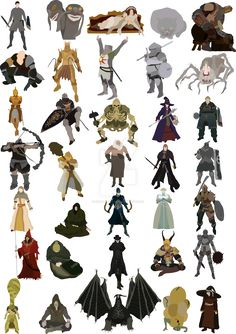 Dark Souls clipart demon's souls  Demon's the in Souls