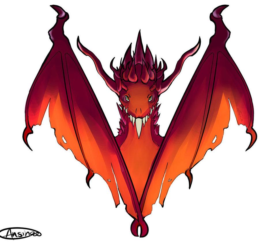 Dark Souls clipart drake #7