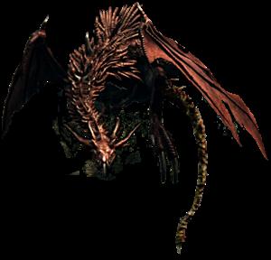 Dark Souls clipart drake #2