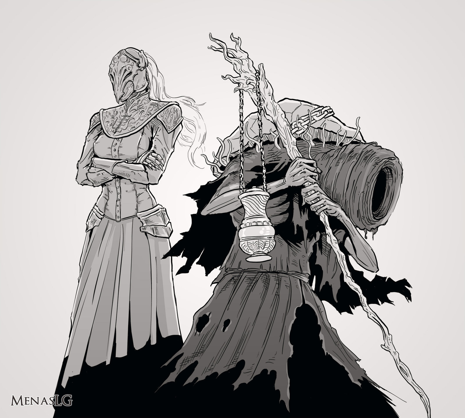 Dark Souls clipart drake #10