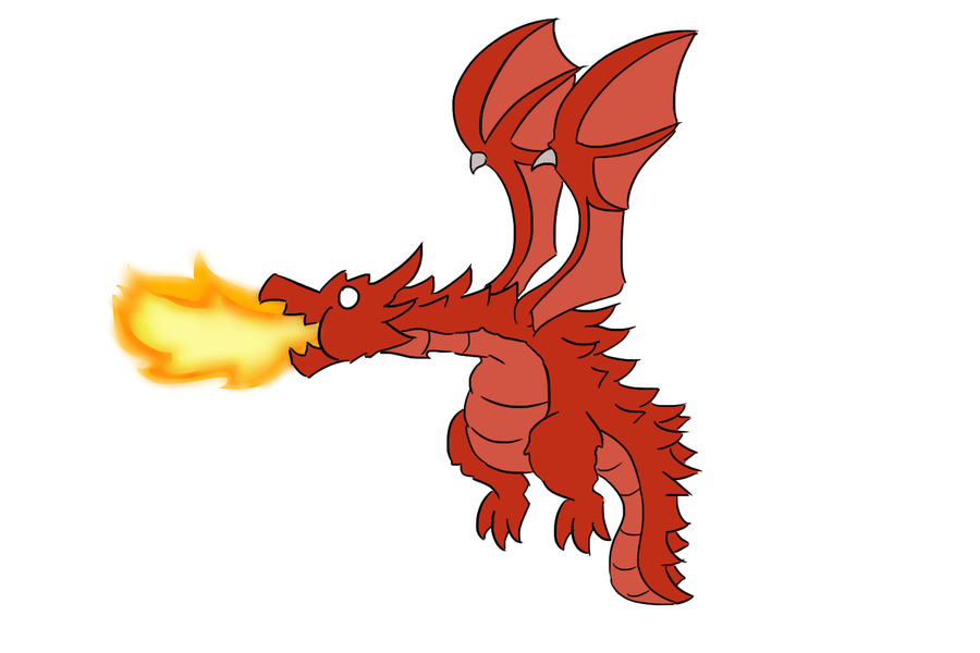 Dark Souls clipart hellkite Dragon Dragon by HellKite HellKite