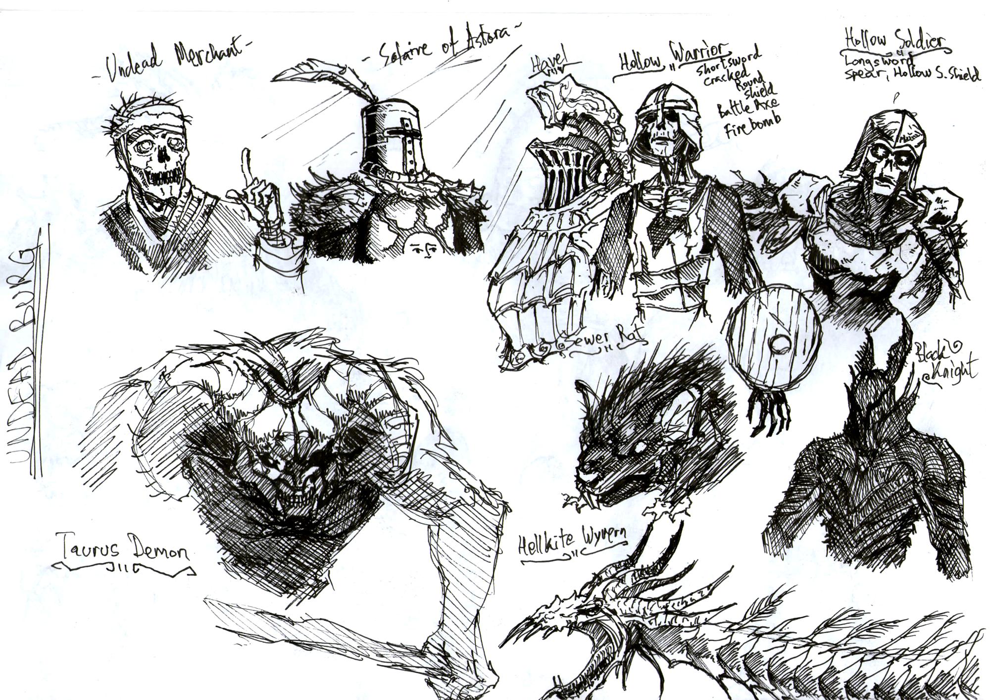 Dark Souls clipart hellkite DeviantArt 207 Burg 3 Zedotagger