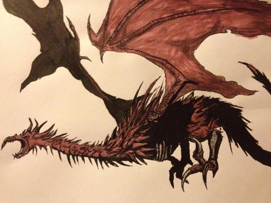 Dark Souls clipart hellkite Dragon Art by Hellkite Browse