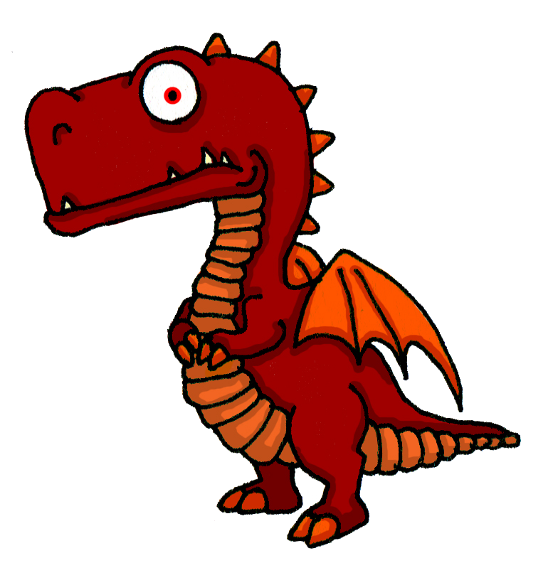 Dark Souls clipart red dragon On Art by library Fire