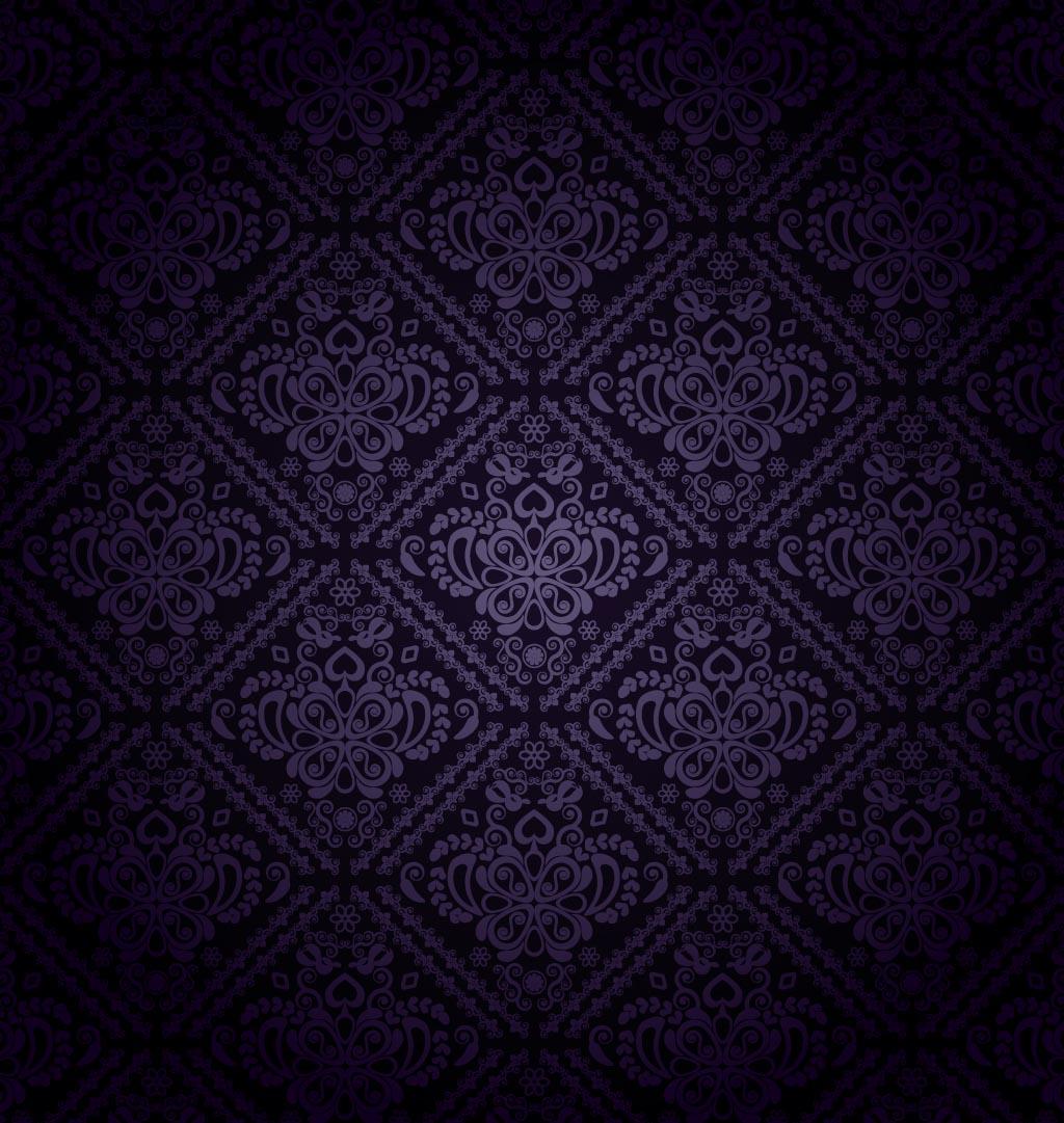 Dark Textures clipart background design black Vector Backgrounds Purple Purple Vector