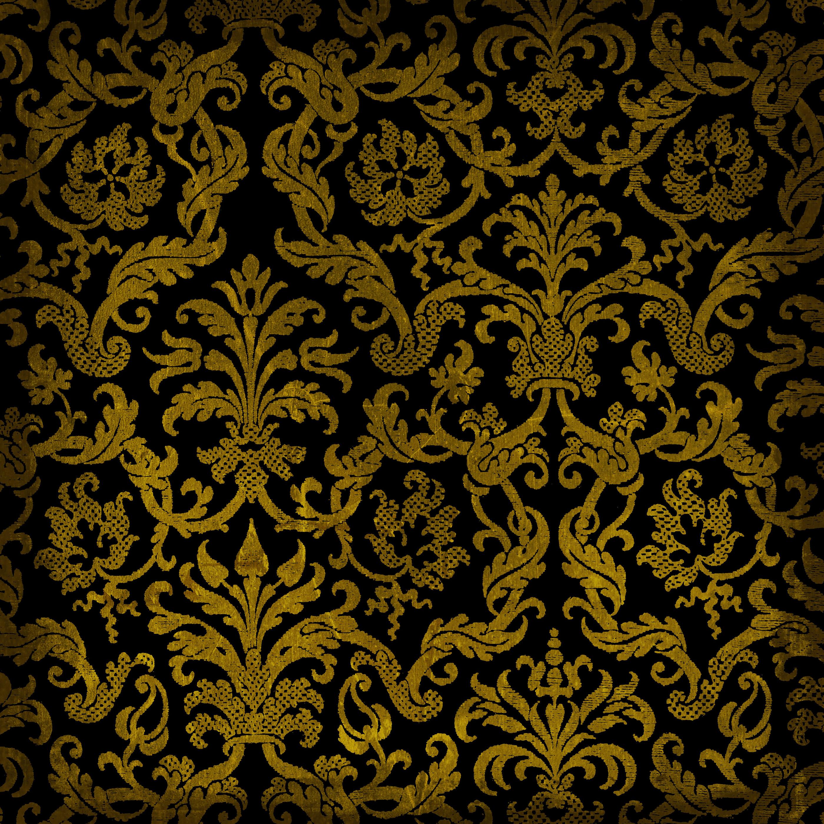 Dark Textures clipart golden texture Download black template background pictures
