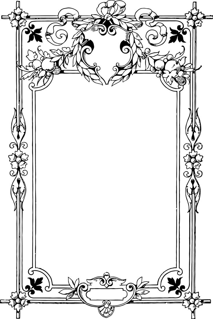 Ornamental clipart classic Paper on this Pinterest Find