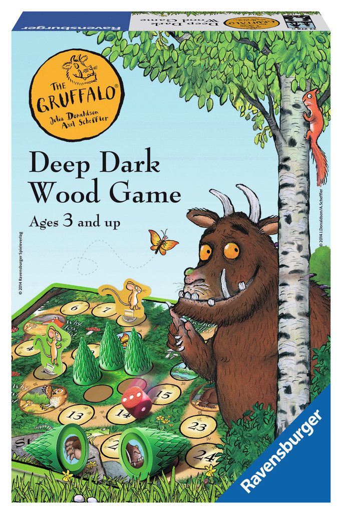 Dark Wood clipart gruffalo To Zoom Deep  image